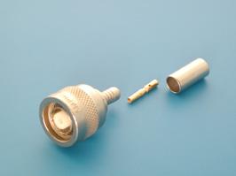 RP-TNC гнездо обжимное на кабель RG-58