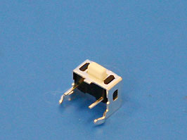 Кнопка тактовая, 7х4.5 мм, экранированная, прямой угол (TS-1150HV-180-003)