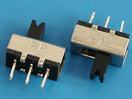 Переключатель мини 3 конт. тип 16, 11х6 мм