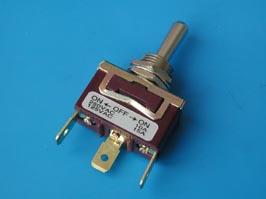 Тумблер 3 конт. SPDT (on-off-on) (B067CP)