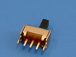Переключатель 3 конт., тип 24, 9х4 мм