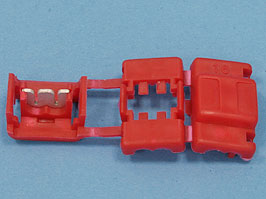 Ответвитель для провода, обжимной 1.5-2.5 мм изол. (878104) (кратно 100шт.)
