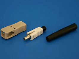 SС коннектор, многомодовый 0,9мм