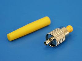 FC коннектор, одномодовый 0,9мм