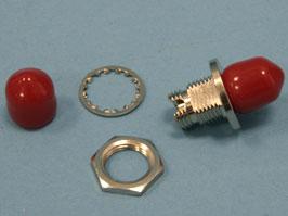 Соединительная розетка FC, одномодовая, керамика, тип D