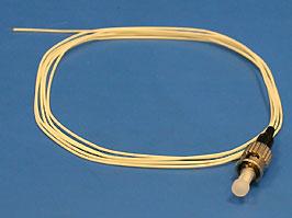 Шнур оптический ST pigtail многомодовый 50/125, 1.5м