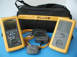 Цифровой кабельный анализатор Fluke DSP-4000