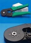 Клещи для обжима каб.наконечников на пр.10-28 AWG (0.08-5 мм^2), профиль шестиугол