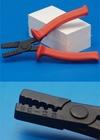 Клещи для обжима каб.наконечников на пр. 10-24 AWG (0.5-2.5 мм^2)