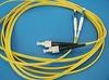 LC-FC патч-корд одномодовый 3м (Duplex)