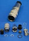 Разъем серии С091 8 конт.(м) на кабель