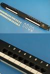 Патч-панель (Patch-panel) 16 портов 5е кат. тип 110