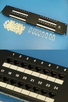 Патч-панель (Patch-panel) 32 порта 5е кат