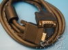 Кабель для монитора (СS-035) VGA 15(п)-15(п) c ферритовым кольцом 1.8м